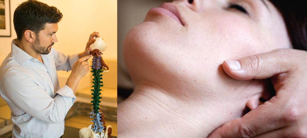 La columna vertebral en mal estado causa problemas de salud y daños ...