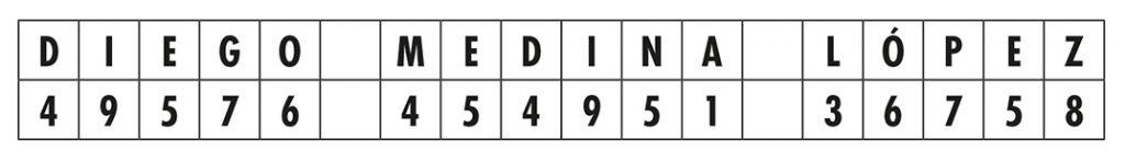 numero-destino